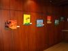 Exposición Pictórica Los Colores de la Naturaleza por la Asociación Comunitaria Hilarte