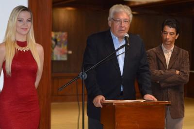 Apertura de evento por Pablo Martinez.
