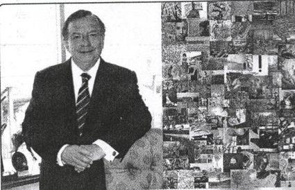 Alvaro Noboa Anuncio Publicitary